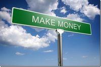 Make money sign