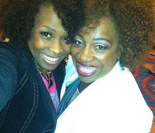 Lisa and I PowerHouse2015