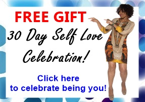 Self Love Celebration button