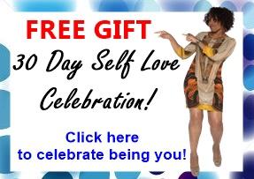 Self Love Celebration button