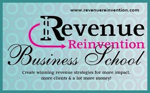 Revenue Reinvention Business School logo